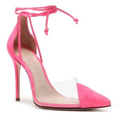 Scarpin Feminino Schutz Pink  - 233324