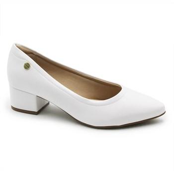Scarpin Modare Feminino Branco - 242218