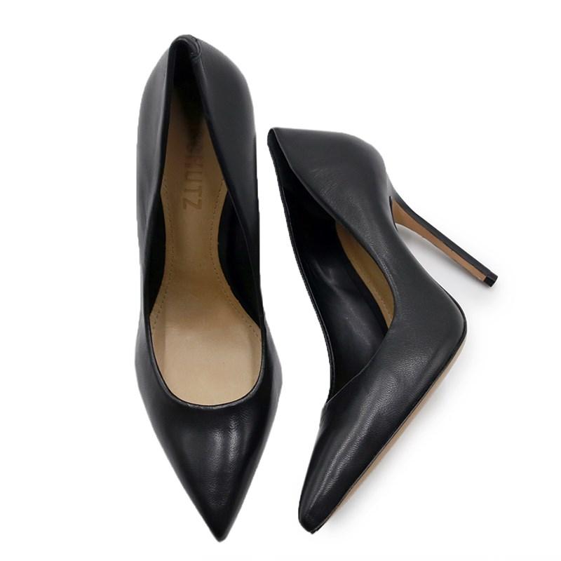 Scarpin Schutz Feminino Black - 240560