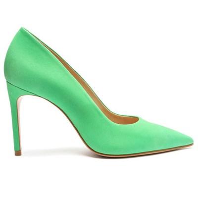 Scarpin Schutz Feminino Lime Green - 242009