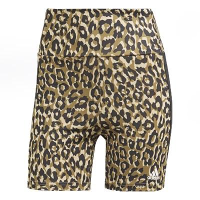 Short Adidas Leopard Multicolorido - 238867