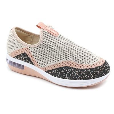 Slip On Feminino Modare Multi/Blush - 232879