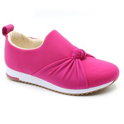 Slip On Feminino Usaflex Pink - 226438