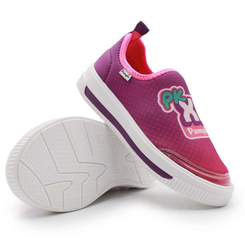 Slip On Pampili Infantil Multicolorido - 243022