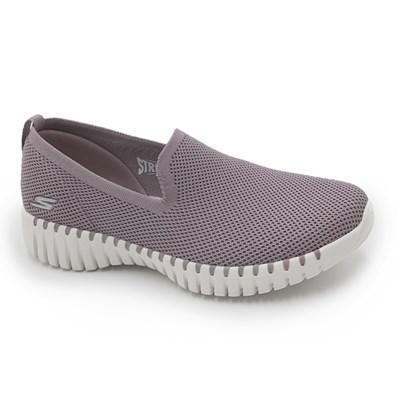 Slip On Skechers Feminino Mve - 240317