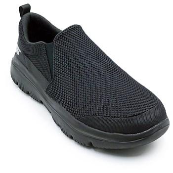 Slip On Skechers Go Walk Evolution Bbk - 229159