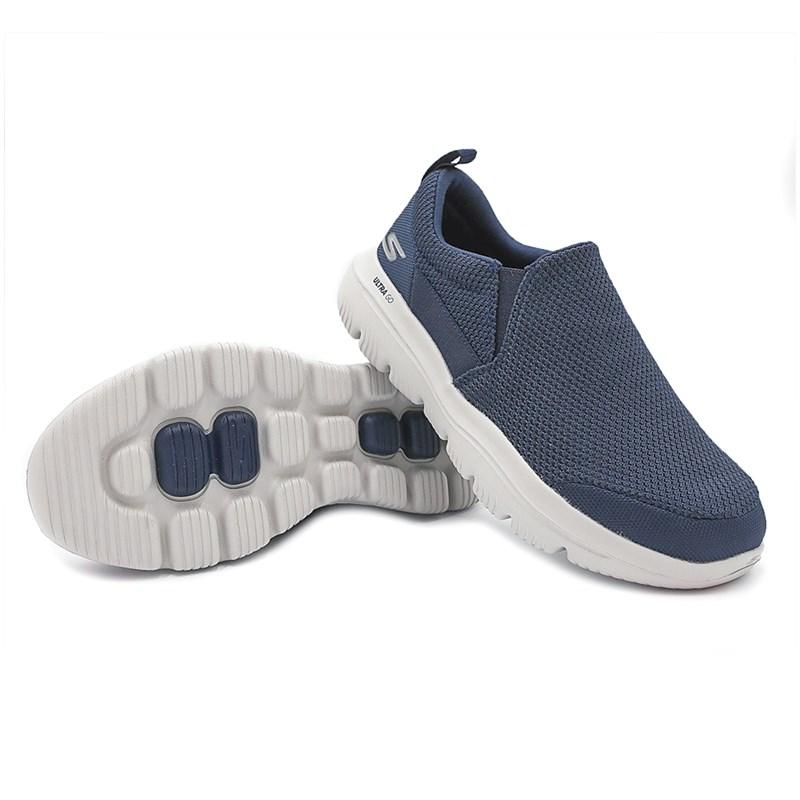 Slip On Skechers Go Walk Evolution Nvgy - 229159