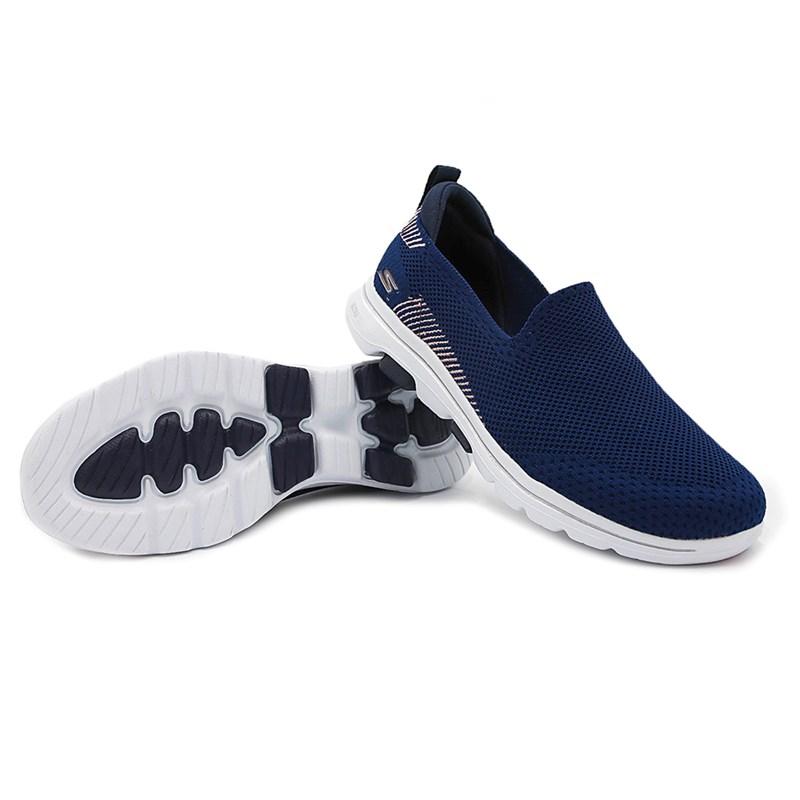 Slip On Skechers Go Walk Nvy - 229156