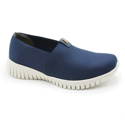 Slip On Usaflex Feminino New Blue - 242956