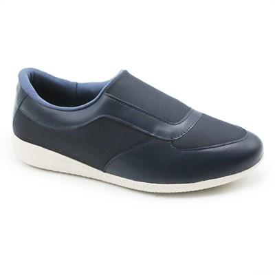 Slip On Usaflex Feminino New Blue - 245433