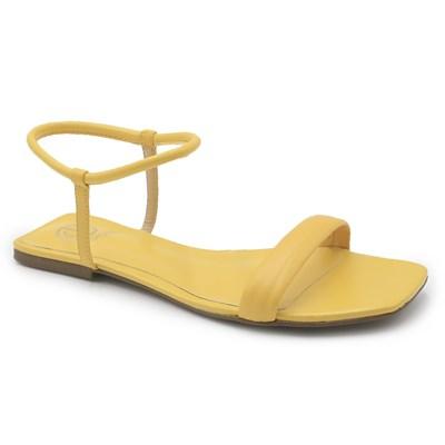 Tamanco Dumond Amarelo - 233952
