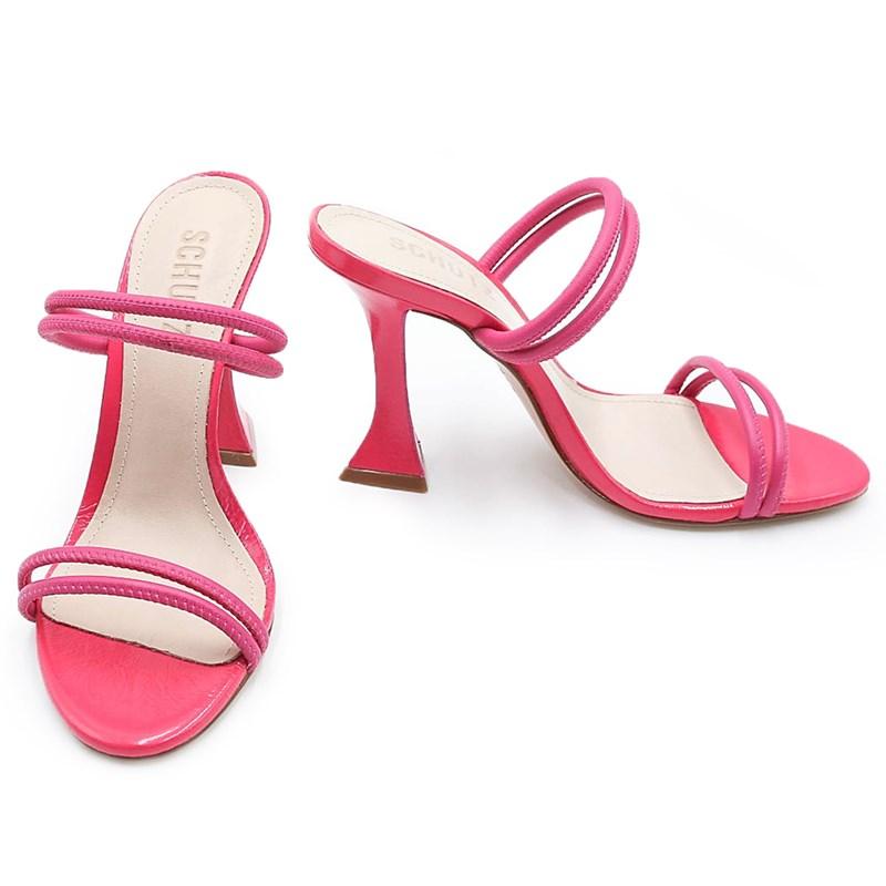 Tamanco Feminino Schutz Pink - 228441