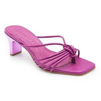 Tamanco Feminino Vicenza Pink Aurora - 227655
