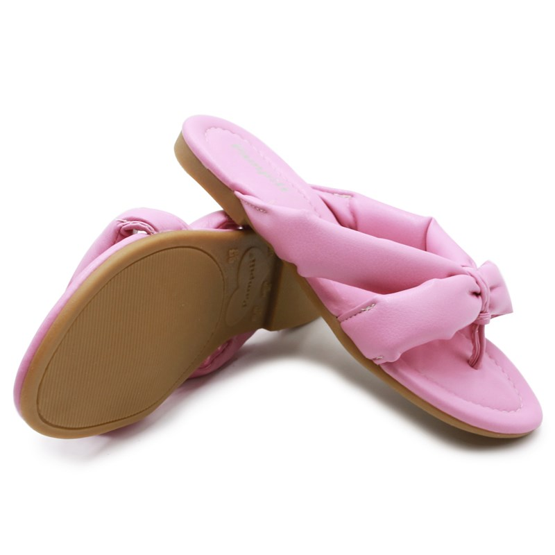 Tamanco Pampili Infantil Rosa/Petunia - 239238