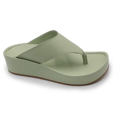 Tamanco Paro Feminino Verde - 245090