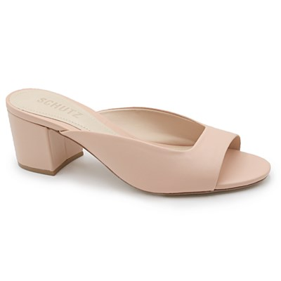 Tamanco Schutz Sweet/Rose - 236612