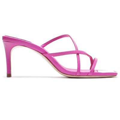 Tamanco Schutz Very Pink - 233493