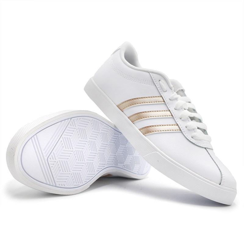 Tenis Adidas Courtset Multicolorido - 239416