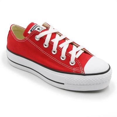 Tenis All Star Vermelho/Preto - 205483