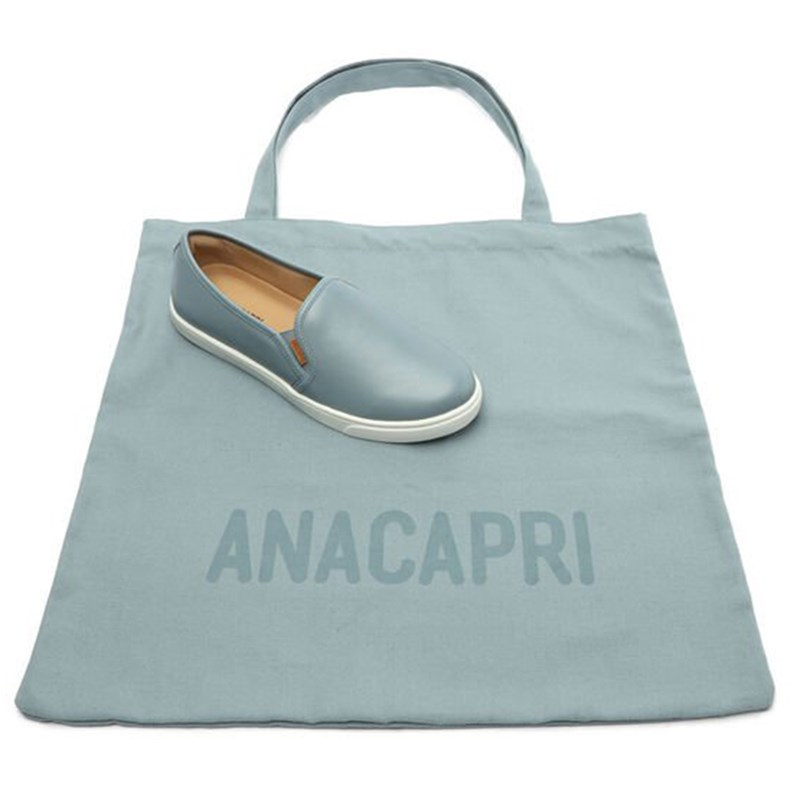 Tenis Ana Capri Jeans/Concreto - 240690