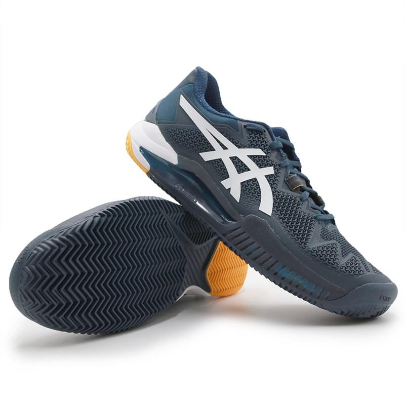 Tenis Asics Gel Resolution 8 Clay 403 - 237624