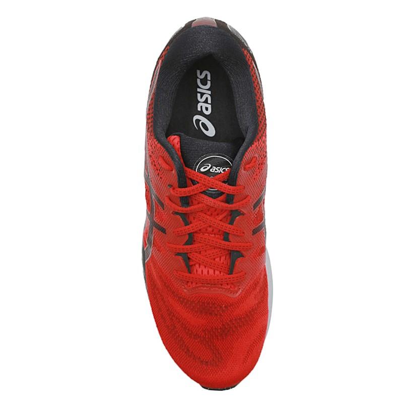 Tenis Asics Nimbus 23 Vermelho/Preto - 236428