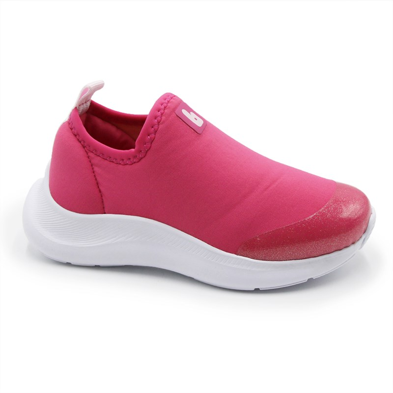 Tenis Bibi Infantil Hot Pink - 245523