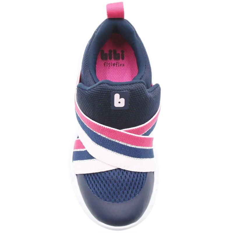 Tenis Bibi Infantil Marinho/Pink - 242145
