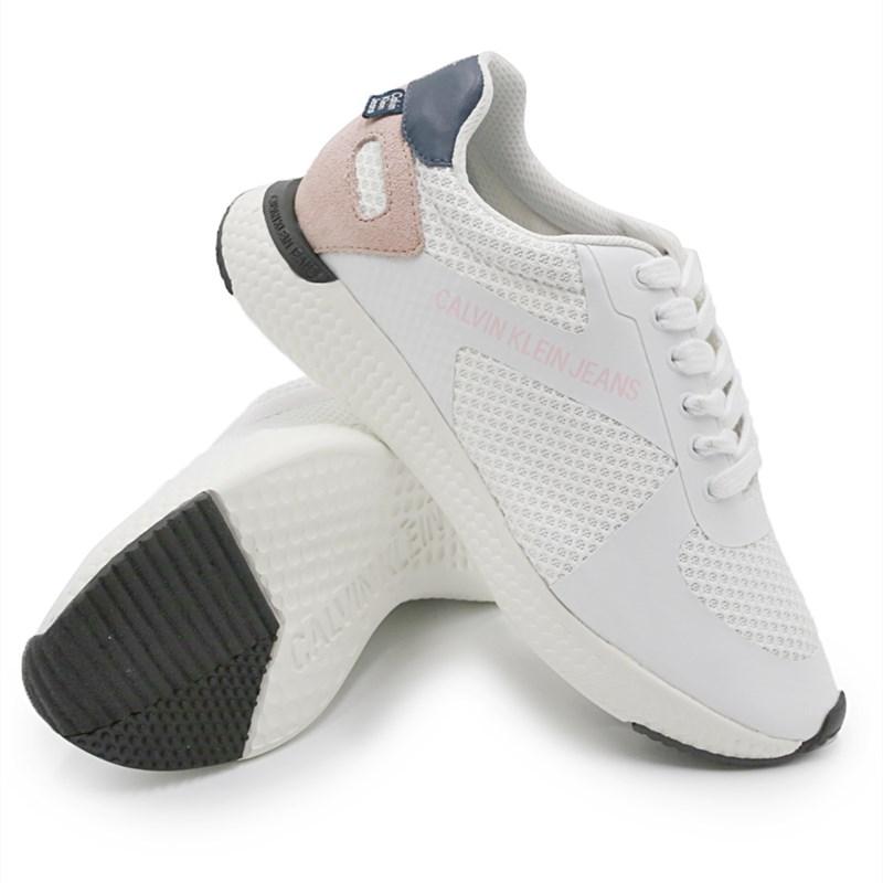 Tenis Calvin Klein Feminino Branco - 238168