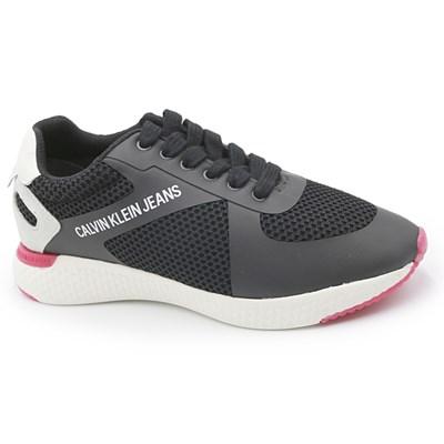 Tenis Calvin Klein Feminino Preto - 238168