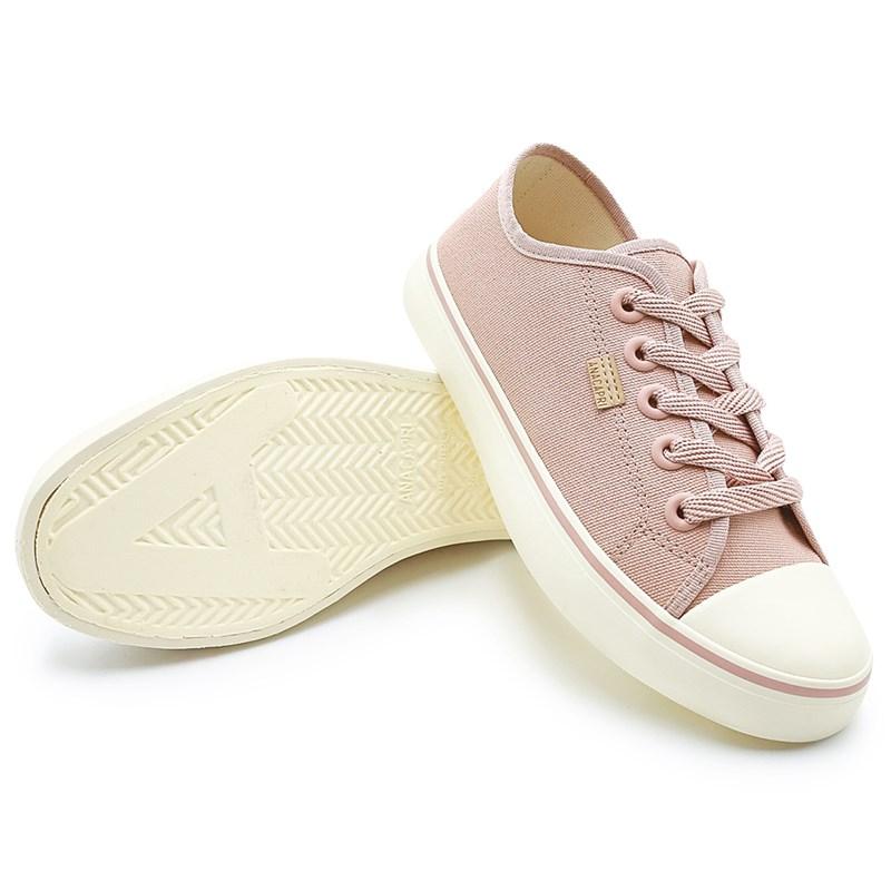 Tenis Casual Ana Capri Sugar/Pink - 239812