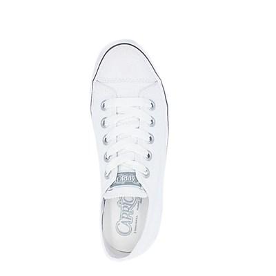 Tenis Casual Capricho Branco/Branco - 223476