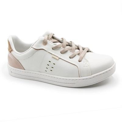 Tenis Casual Dakota Feminino White - 245507