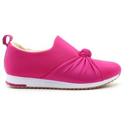 Tênis Casual Feminino Usaflex Pink - 226438