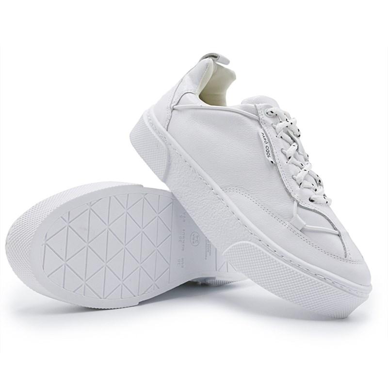 Tenis Casual Paro Feminino Branco - 244531