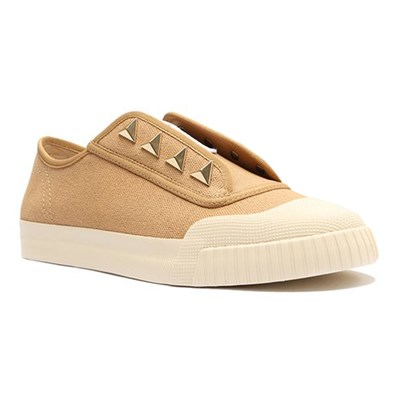 Tenis Casual Schutz Feminino Light Wood - 241455
