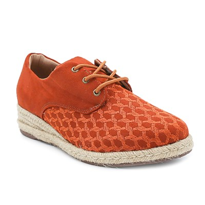 Tenis Casual Valentina Orange - 228733