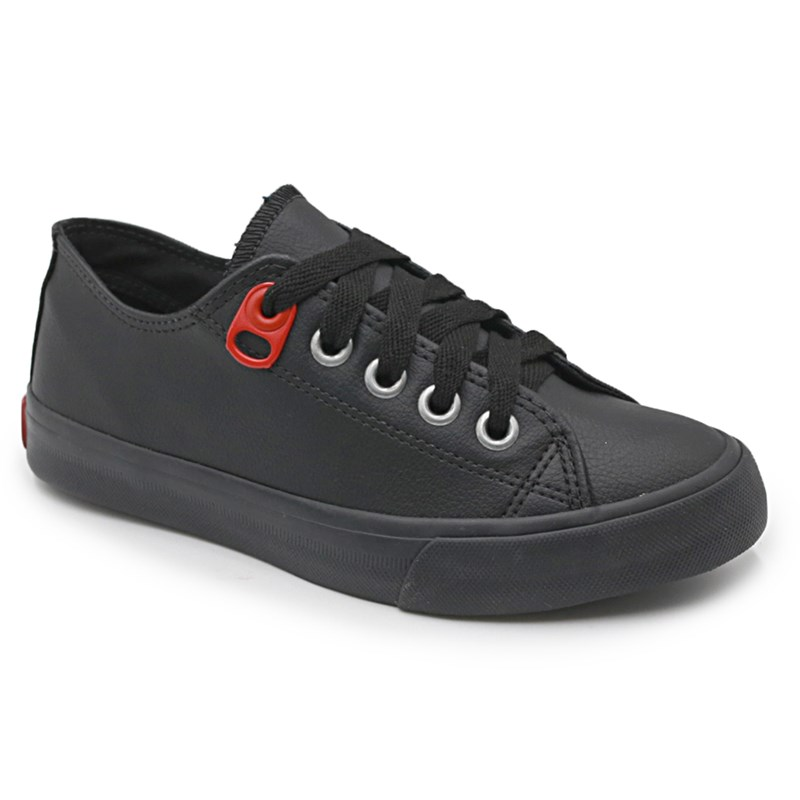 Tenis Coca Cola Black - 224326
