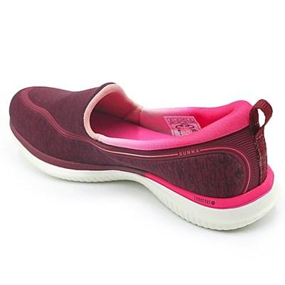 Tênis Feminino Olympikus Bordo/Pink - 229838