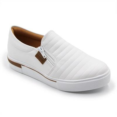 Tenis Ferrete Feminino Branco - 243946