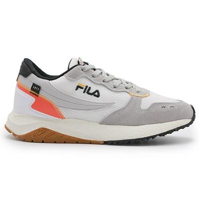 Tenis Fila Floater Jogger Branco/Coral - 238057