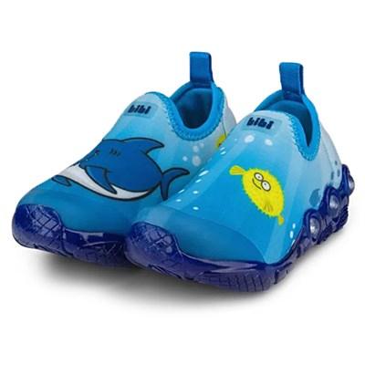 Tenis Infantil Bibi Azul Ceu - 226641