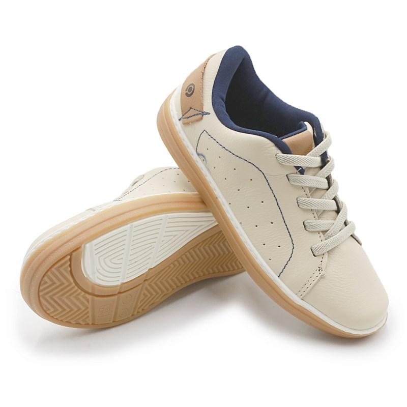 Tenis Infantil Ortope Creme - 234747