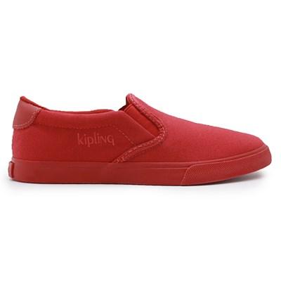 Tenis Kipling Camis Vermelho - 238596