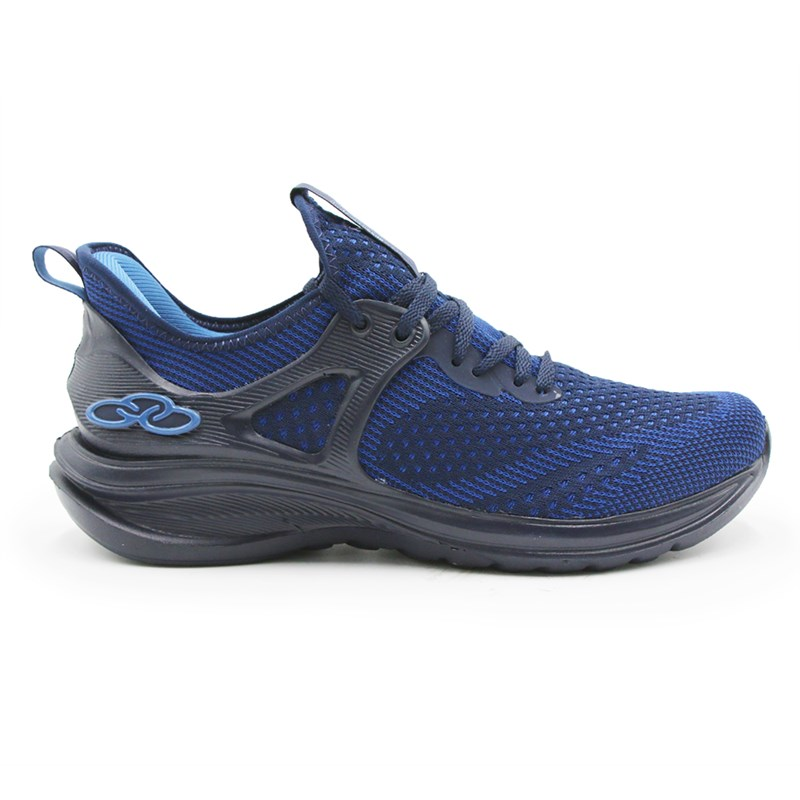 Tenis M Olympikus Asas Marinho/Teal Blue - 241108