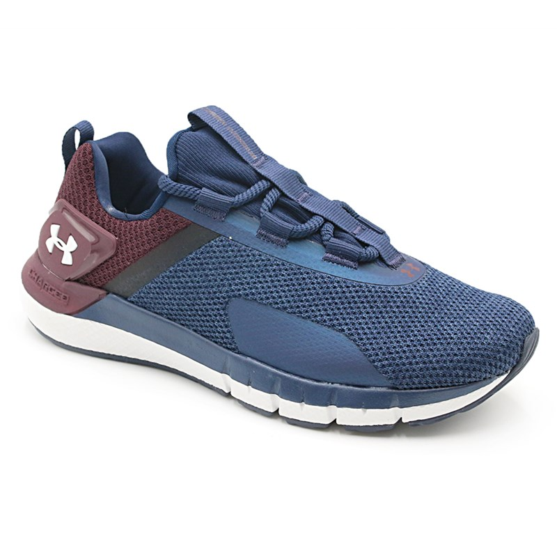 Tênis Masculino Charged Mind Under Armour Academy/Dmaroon/White - 232650