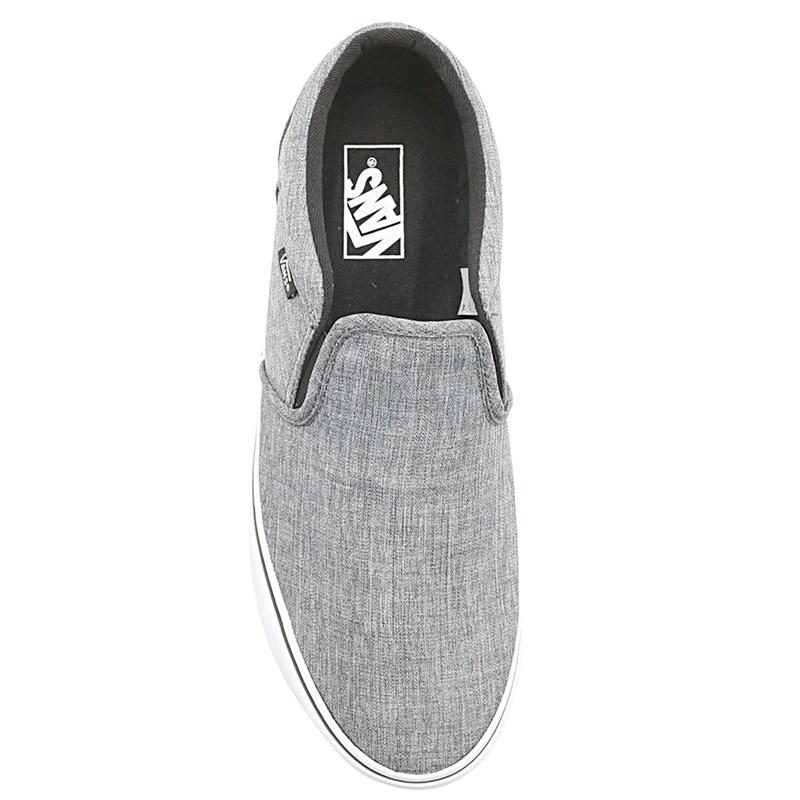 Tênis Masculino Vans Atwood Asher Black/White - 224804