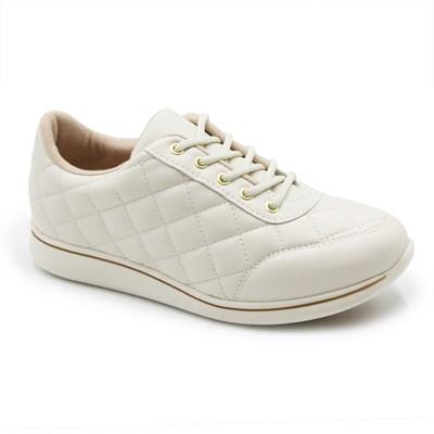 Tenis Modare Feminino Branco Off - 247588