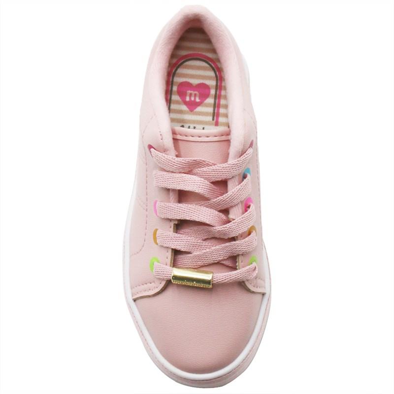 Tenis Molekinha Infantil Rosa - 245953