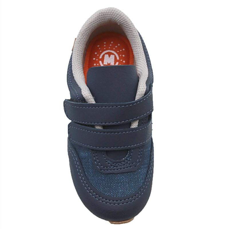 Tenis Molekinho Jeans/Marinho - 232769